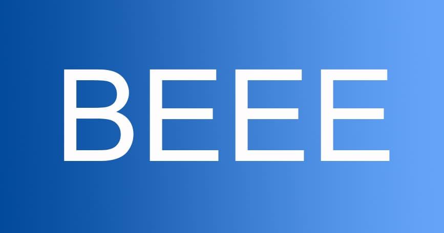 beee 2019