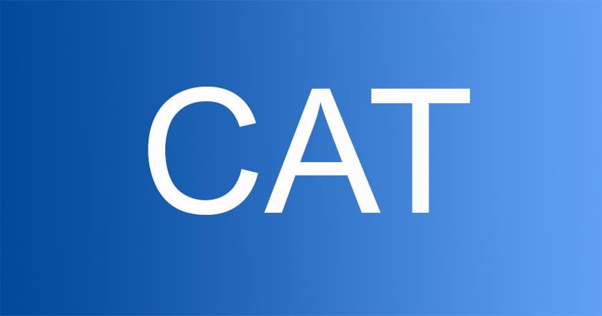 cat-entrance-exam
