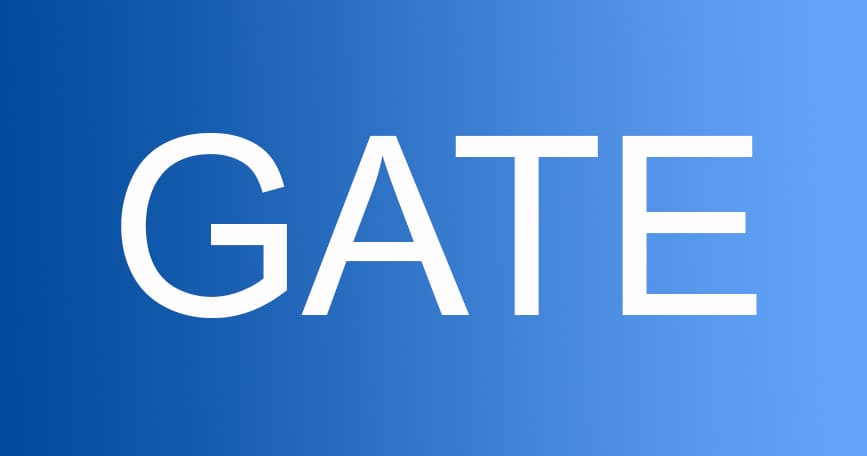 gate 2019