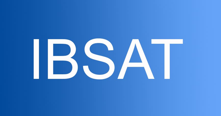 ibsat-entrance-exam