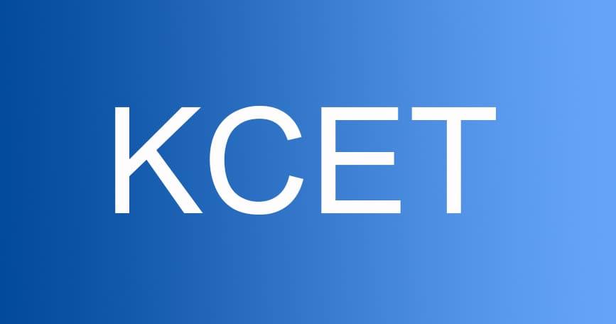 kcet 2019