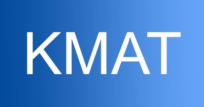 kmat 2019