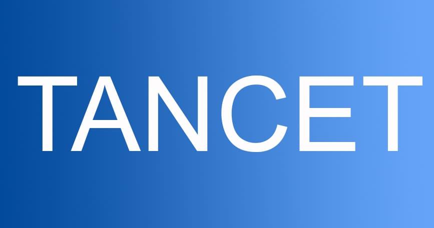Tancet 2019 Exam Dates Eligibility Exam Pattern Admit