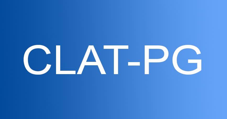 clat pg 2019